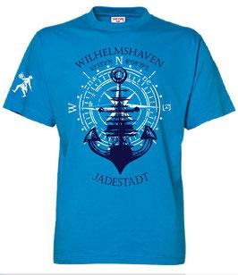 """Wilhelmshaven""-Shirt II Ed. 2018"