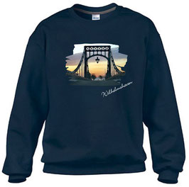 """KW-Brücke"" Picture-SWEATER"