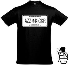 "PERSONA NON GRATA ""AZZ-KICKR"" T-Shirt"