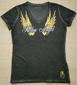 "PNG ""Fallen Angel"" Lady T-Shirt"