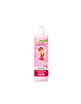 Nosa Protect Triple Action Tea Tree Shampoo Aardbei