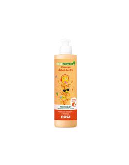 Nosa Protect Triple Action Tea Tree Shampoo Perzik