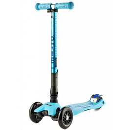 Micro Maxi step Deluxe Inklapbaar Blauw
