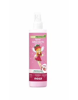 Nosa Protect Triple Action Tea Tree Spray AARDBEI