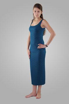 Платье индиго