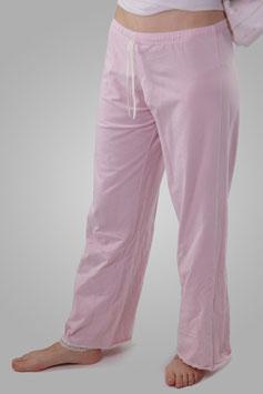 Штаны светло-розовые