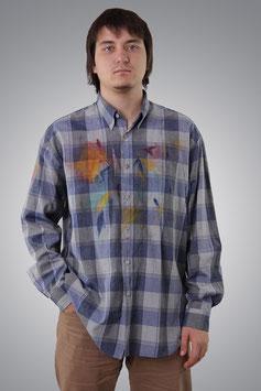 Рубашка клетчатая
