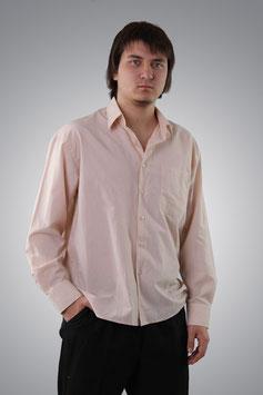 Рубашка бежевая