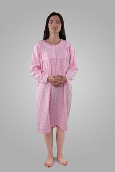 Ночнушка розовая