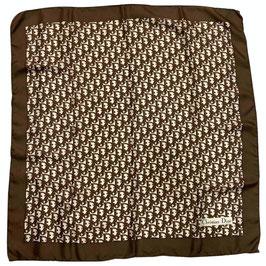 Carré Dior monogramme en soie