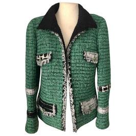 Veste en tweed Chanel Ooups, VENDUE !