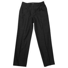 Pantalon Chanel en laine anthracite T42