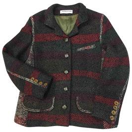 Blazer en tweed de laine Sonia Rykiel T 38/40