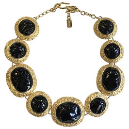 Collier Yves Saint Laurent Ooups, VENDU !