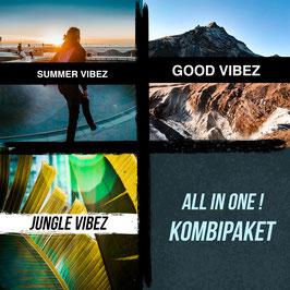 GoodVibez + SummerVibez + JungleVibez Preset Pack