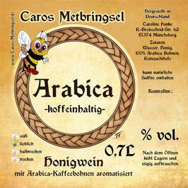 Met: Honigwein mir Arabica-Kaffeebohnen aromatisiert - Arabica