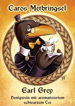 """Honigwein mit aromatisiertem schwarzem Tee """"Earl Grey"""""""