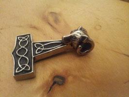 Thor´s Hammer aus Edelstahl
