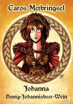 """Honig-Johannisbeer-Wein """"Johanna"""""""