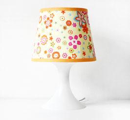 Lampenschirmbezug | Blümchen