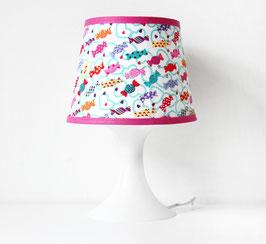 Lampenschirmbezug | Süßigkeiten