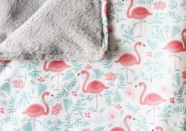 Babydecke | Flamingo *NEU