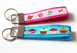 Schlüsselanhänger | Cupcake