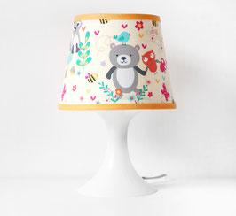 Lampenschirmbezug | Teddy & Freunde
