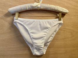 Hanro Slip Cotton Seamless in Schwarz und Weiß
