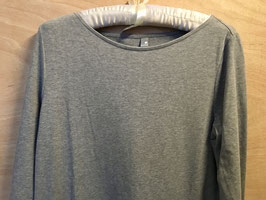 Weiss Nachthemd Grau