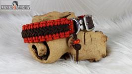 "Halsband ""Mavie"" - verstellbar - ab 39 cm Halsumfang"