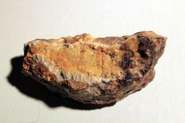 Fluorit-Stufe mit Quarz aus Bach (12)