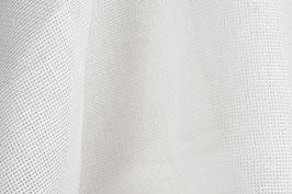 Weisse Leinwand für Kreuzstich- und Handarbeiten