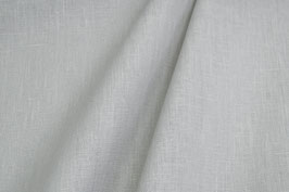 Schwer aber fein:   Graues Voll-Leinen aus grauem und weissem Garn