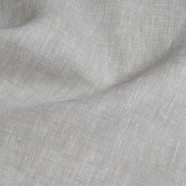 Breites Leinen grau-weiss und leicht