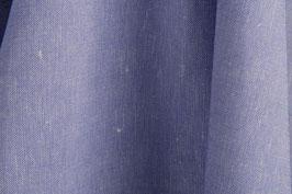 Hellblaues Leinentuch in Halbleinen