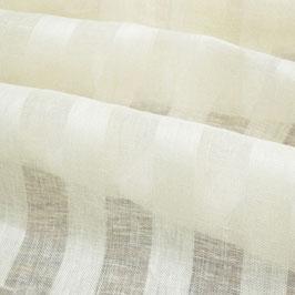 Beige, halbtransparente Tagesvorhänge in Überbreite