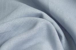 Breites Leinen Pastellblau mit leichtem Graustich