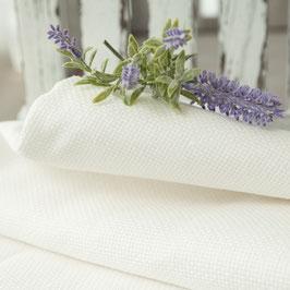 Weisses Tuch für Kreuzstich und Basteln
