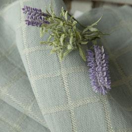 Jacquard blaugrau im Vintage Look