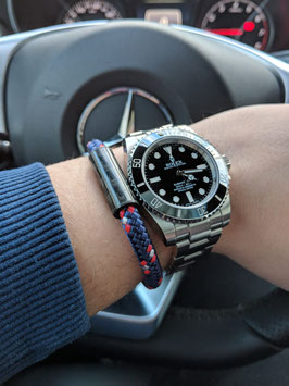 Carbon Magnetic Bracelet Captain