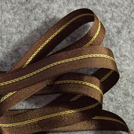 Webband - zweifarbig - 1,5 cm breit