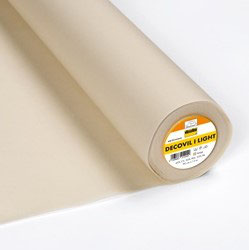 Decovil I Light - Steife aufbügelbare Einlage Breite 90 cm