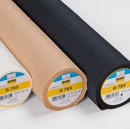 G785 - Leichte, sehr feine, elastische aufbügelbare Gewebeeinalge Breite: 90 cm