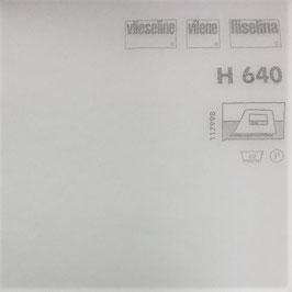 H640 - Mittelschweres, weiches, aufbügelbares Volumenvlies Breite: 90 cm