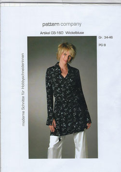 Wickelbluse 03-160