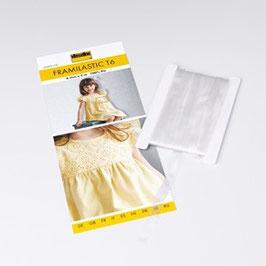 Framilastic - transparentes elastisches Band Breite: 6mm Länge: 5m