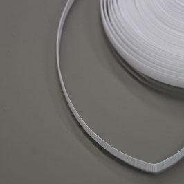 1,00 m Miederband - Polyester - 60° waschbar - 1cm breit