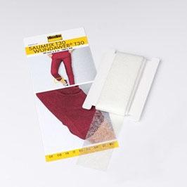 Saumfix - aufbügelbares weiches Band Breite: 3cm Länge: 5m