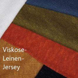 Jersey aus Viskose-Leinen-Mischung - ca 140cm breit - Feinwäsche